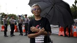 Sumarsih Kecewa Jokowi Tak Singgung 20 Tahun Reformasi