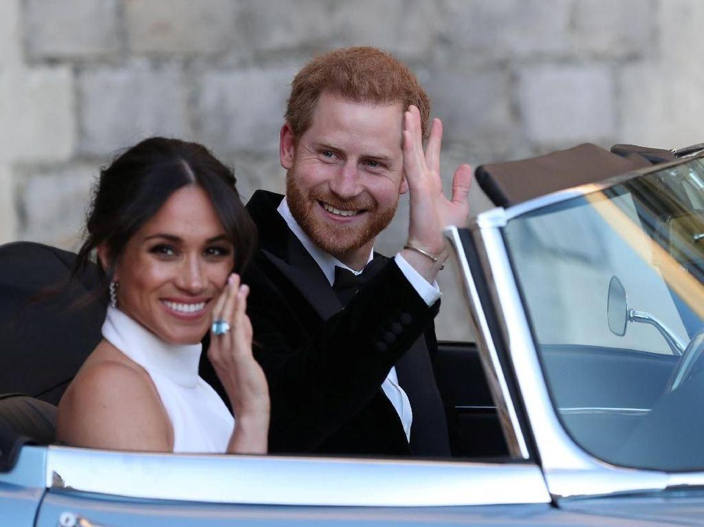 10 Hal Lucu yang Viral di Pernikahan Pangeran Harry dan Meghan Markle