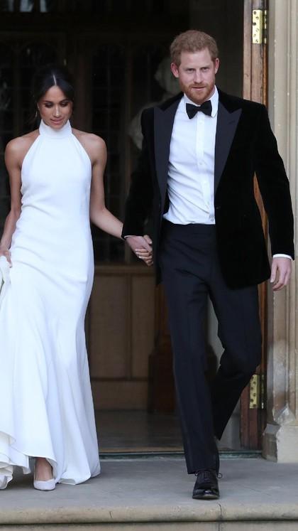 Inilah 7 Perbedaan Pernikahan Pangeran Harry dan William 1