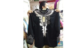 Sri Mulyani Bawa Baju Koko Black Panther ke AS
