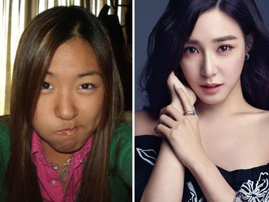 Transformasi Drastis 12 Artis Korea Selatan Setelah Dipoles
