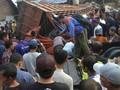 Kecelakaan Beruntun di Bumiayu, 4 Orang Meninggal