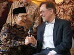 Bebas dari Penjara, Anwar Ibrahim Roadshow ke Tokoh-tokoh RI