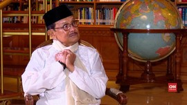VIDEO: Cerita Habibie soal Pencopotan Prabowo Subianto