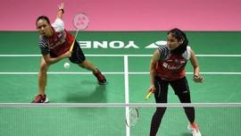 Tim Bulutangkis Putri Lolos ke Semifinal Asian Games 2018