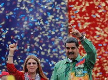 Presiden Venezuela Diserang Ledakan Drone Ketika Berpidato
