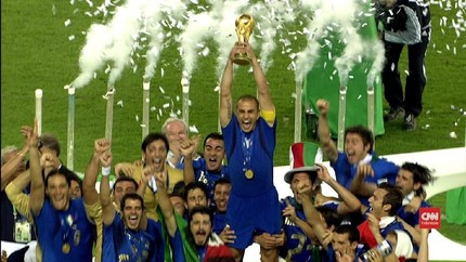VIDEO: Timnas Italia Berpesta di Jerman 2006
