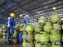 Impor LPG Makin Tinggi, Jonan: Bisa Pakai Jaringan Gas
