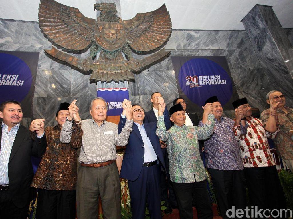 F-PAN Peringati 20 Tahun Reformasi