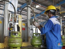 Impor LPG Melesat, Ternyata Produksinya Pun Separuh Kapasitas
