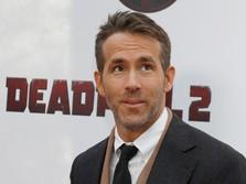 Sebelum Jadi Deadpool, Ryan Reynolds Pernah Dibayar Rp 2 Juta