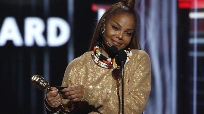 Janet Jackson Berebut Hak Asuh Anak dengan Al Mana