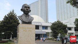 Taman Ismail Marzuki, 'Monumen' untuk Sang Maestro