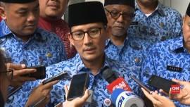 Sandiaga Respons Jokowi Soal Biaya Kesehatan Jakarta Mahal