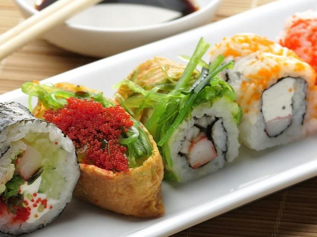 Bukan Hanya di Jepang, Sushi Enak dan Berkualitas Ada di 5 Kota Ini