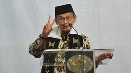 Habibie: Saya Tidak Ada Masalah dengan Soeharto