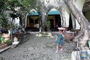 Melihat Akulturasi Budaya di Masjid Tertua, Masjid Jami Angke