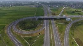 FOTO : Ruas Tol Semarang-Batang Siap Dilalui Pemudik