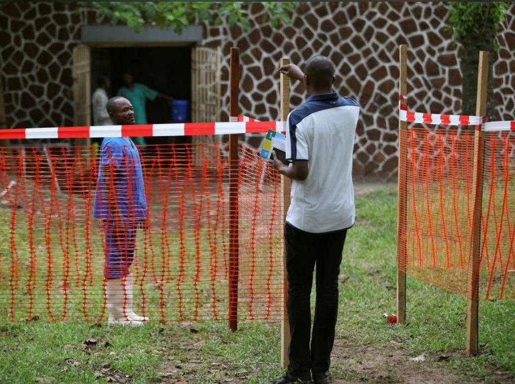 Darurat Infeksi Setelah Pasien Ebola Kabur dari Rumah Sakit