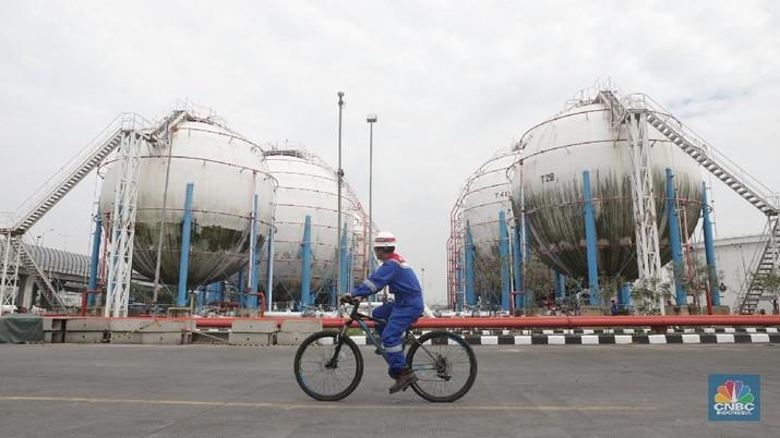 Subsidi energi tercatat Rp 49,4 triliun pada periode Januari-Mei 2018, atau 52% dari anggaran yang dialokasikan di APBN 2018 akibat tingginya impor.