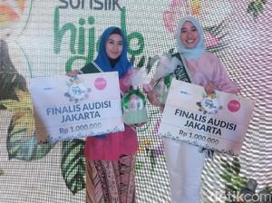 Selamat! Ini 2 Finalis Sunsilk Hijab Hunt 2018 dari Jakarta