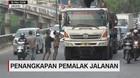 Puluhan Pemalak Jalanan Ditangkap Polisi