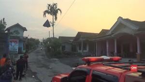 VIDEO: Letusan Freatik Tak Ubah Status Gunung Merapi