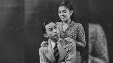 Ismail Marzuki, Ayah 8 Tahun Berakhir di Pangkuan Istri