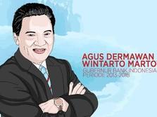 Pencapaian 5 Tahun Masa Jabatan Gubernur BI Agus Martowardojo