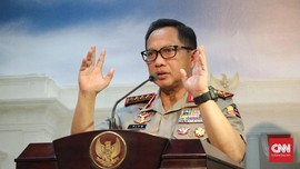 Kapolri Tito: Kepemimpinan Jokowi Terasa Nyata di Papua