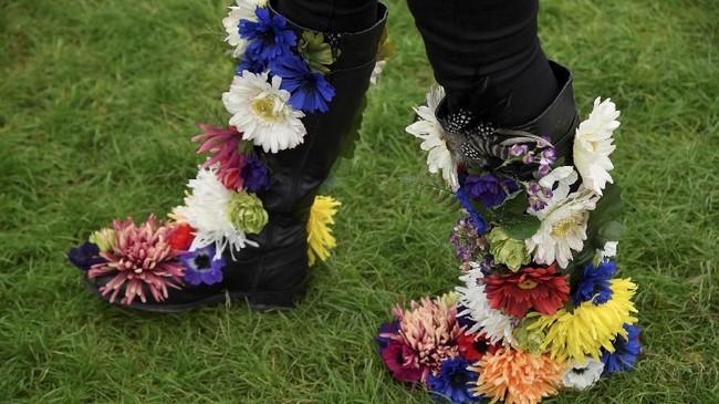 FOTO: Semarak RHS Chelsea Flower Show 2018
