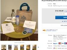 Wow, Suvenir Pangeran Harry-Meghan Dijual hingga Rp 191 Juta