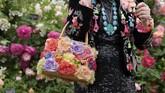 Memiliki sebutan 'Great Spring Show' pameran bunga ini merupakan yang terbesar di Inggris. (REUTERS/Toby Melville)