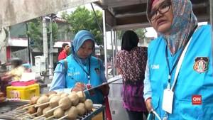 VIDEO: Sidak Takjil, Dinkes Blitar Temukan Zat Berbahaya