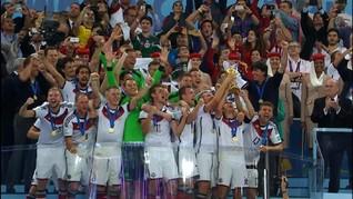VIDEO: Jerman Matikan Harapan Messi di Piala Dunia 2014