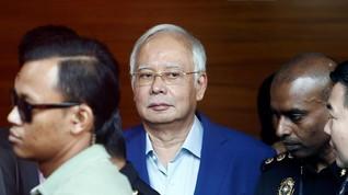 Skandal 1MDB, KPK Malaysia Punya Bukti Keterlibatan Najib