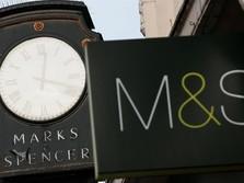 Marks & Spencer Akan Tutup 100 Toko di Inggris