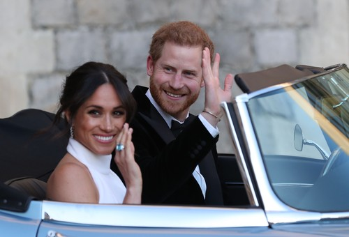 Lihat Lebih Dekat Anting Rp 961 Juta Meghan Markle Saat Royal Wedding