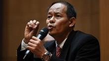 Selidiki 1MDB, Ketua KPK Malaysia Pernah Dikirimi Peluru