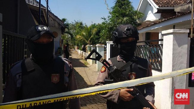 Densus 88 Tangkap Petani Kopi Lampung Anggota JAD