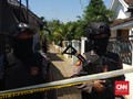 Polisi Duga Masih Ada Bom di Kediaman Teroris Sibolga