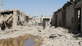 Bom Bunuh Diri di Afghanistan Tewaskan 7 Orang