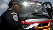 Kurangi Angka Kecelakaan Lebaran, Petugas Uji Kelayakan Bus