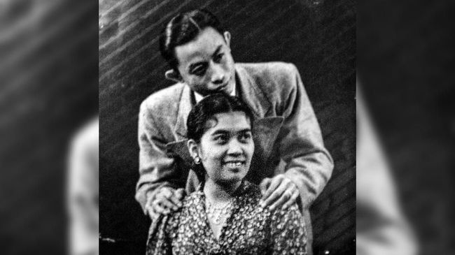 'Badai' Keluarga Sepeninggal Ismail Marzuki