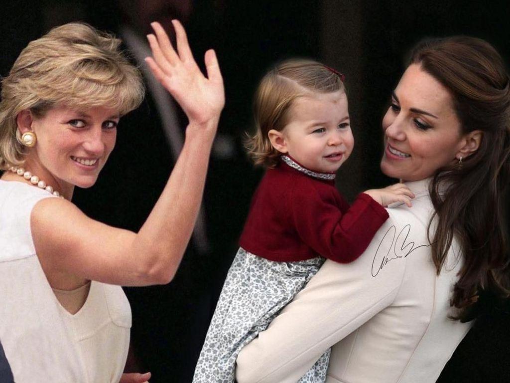 Seperti Ini Jadinya Jika Putri Diana Masih Hidup, Cantiknya Bikin Terpana