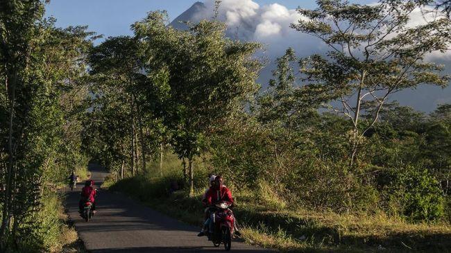 Gunung Merapi Aman Dikunjungi Selama Libur Lebaran