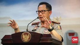 Kapolri Sebut Khilafah Ancaman yang Memecah Indonesia