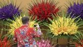 Pameran bunga Royal Horticultural Society Chelsea Flower Show kembali digelar di London,Inggris, mulai dari 22-26 Mei 2018.(REUTERS/Toby Melville)