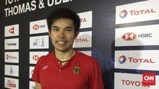 Cerita Pemain Jerman asal Indonesia di Piala Thomas 2018