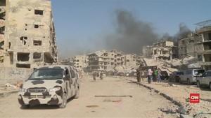 VIDEO: Suriah Kembali Kuasai Seluruh Wilayah Damaskus